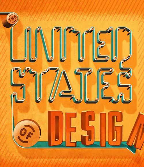 国外优秀字体设计作品集(1)