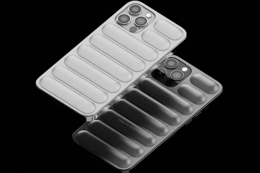 重新设计——手机壳