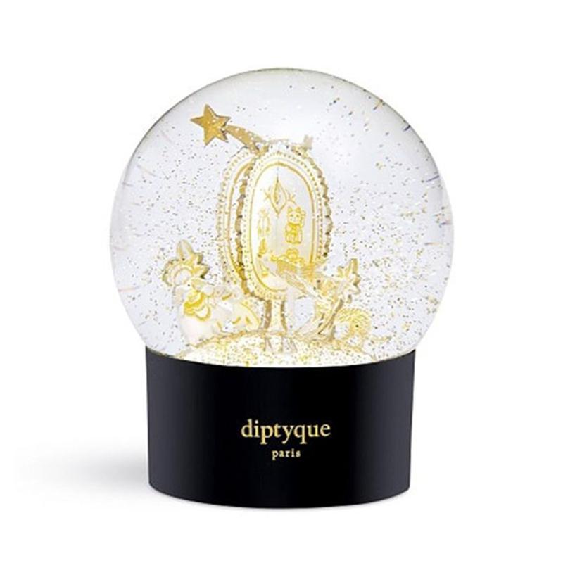 Diptyque 冬日圣诞限量款蜡烛 包装设计欣赏