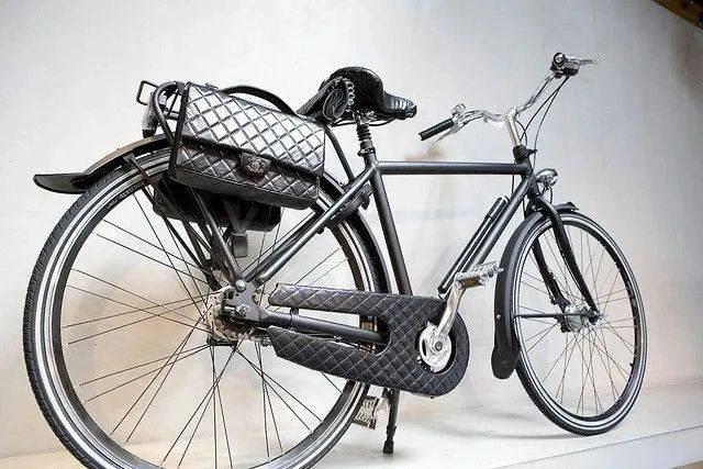 LV出自行车了!20万一辆?