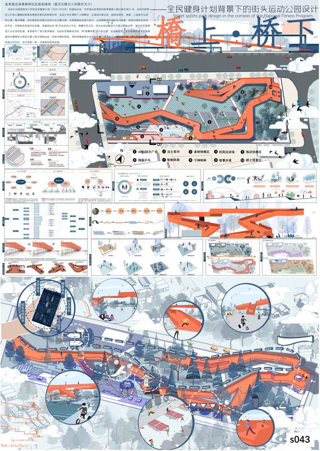 2021公园城市未来场景创意设计大赛获奖名单及获奖作品