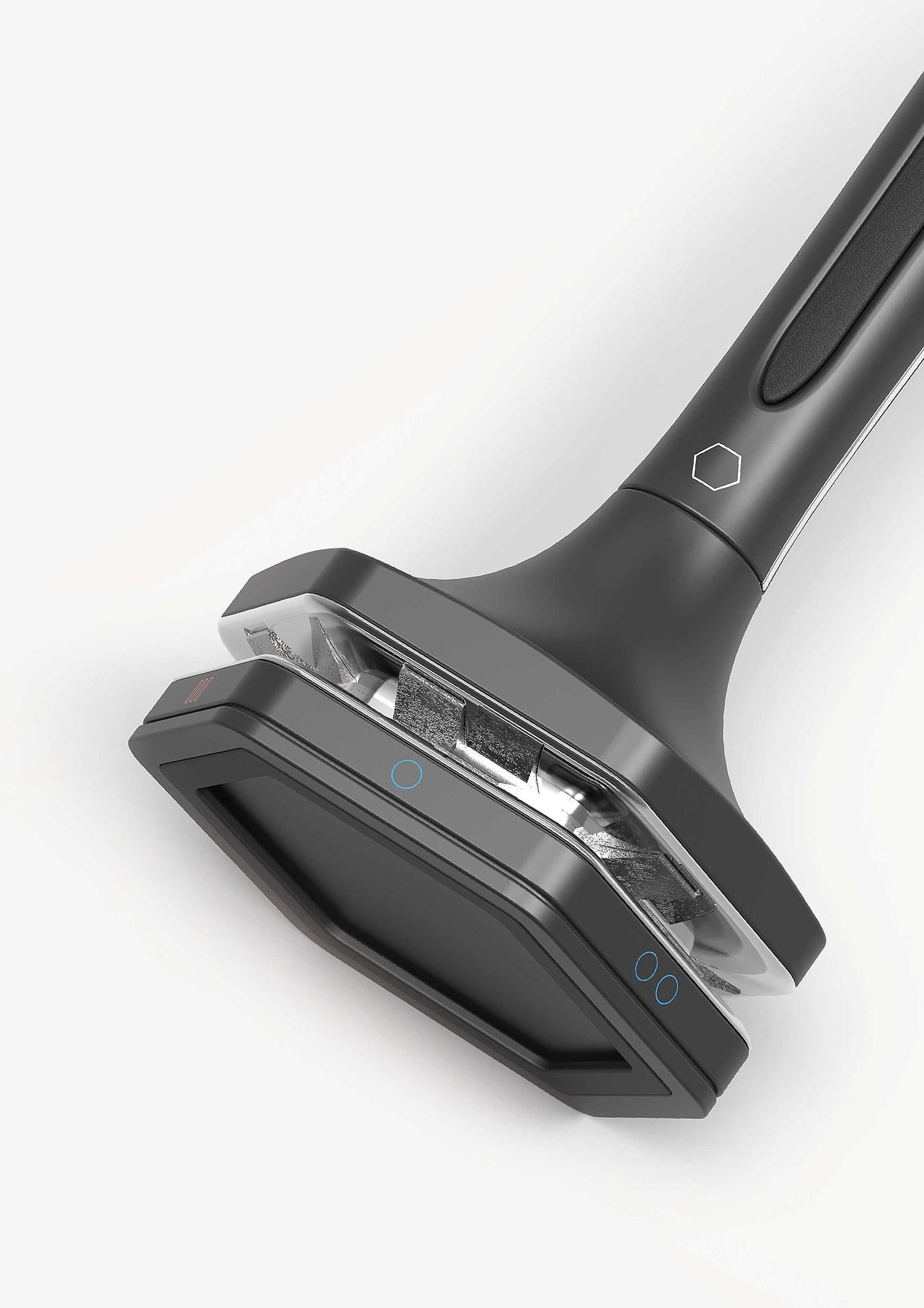 2020红点设计概念大奖,K-sharpener,磨刀器,