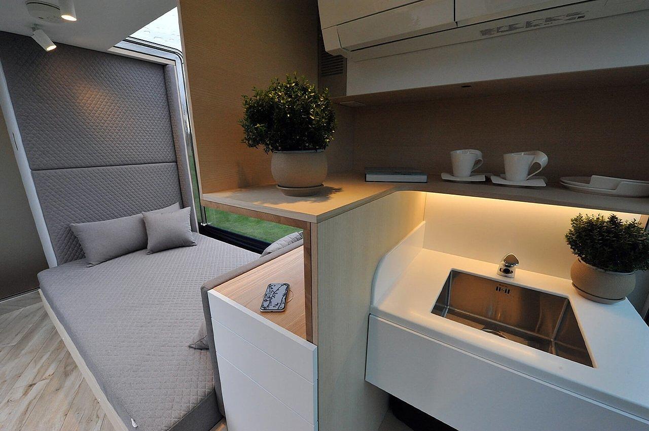 Microhaus,3D 打印,自主移动房屋,