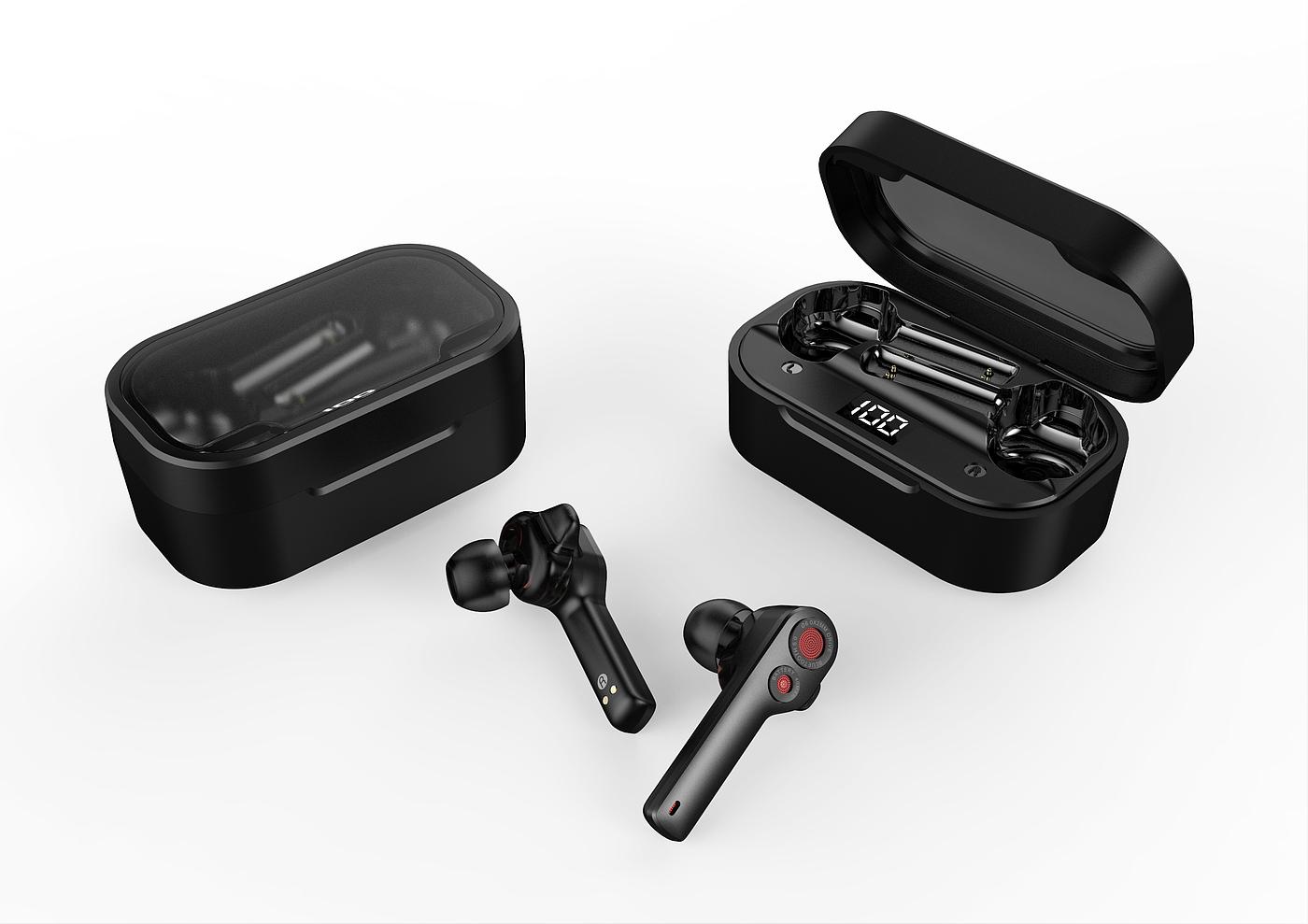 蓝牙耳机,2020 CGD当代好设计奖,东莞市云仕电子有限公司,