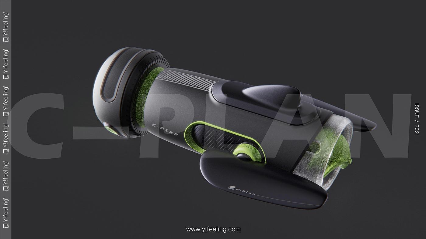 产品设计,工业设计,作品集,keyshot渲染,考研复试,