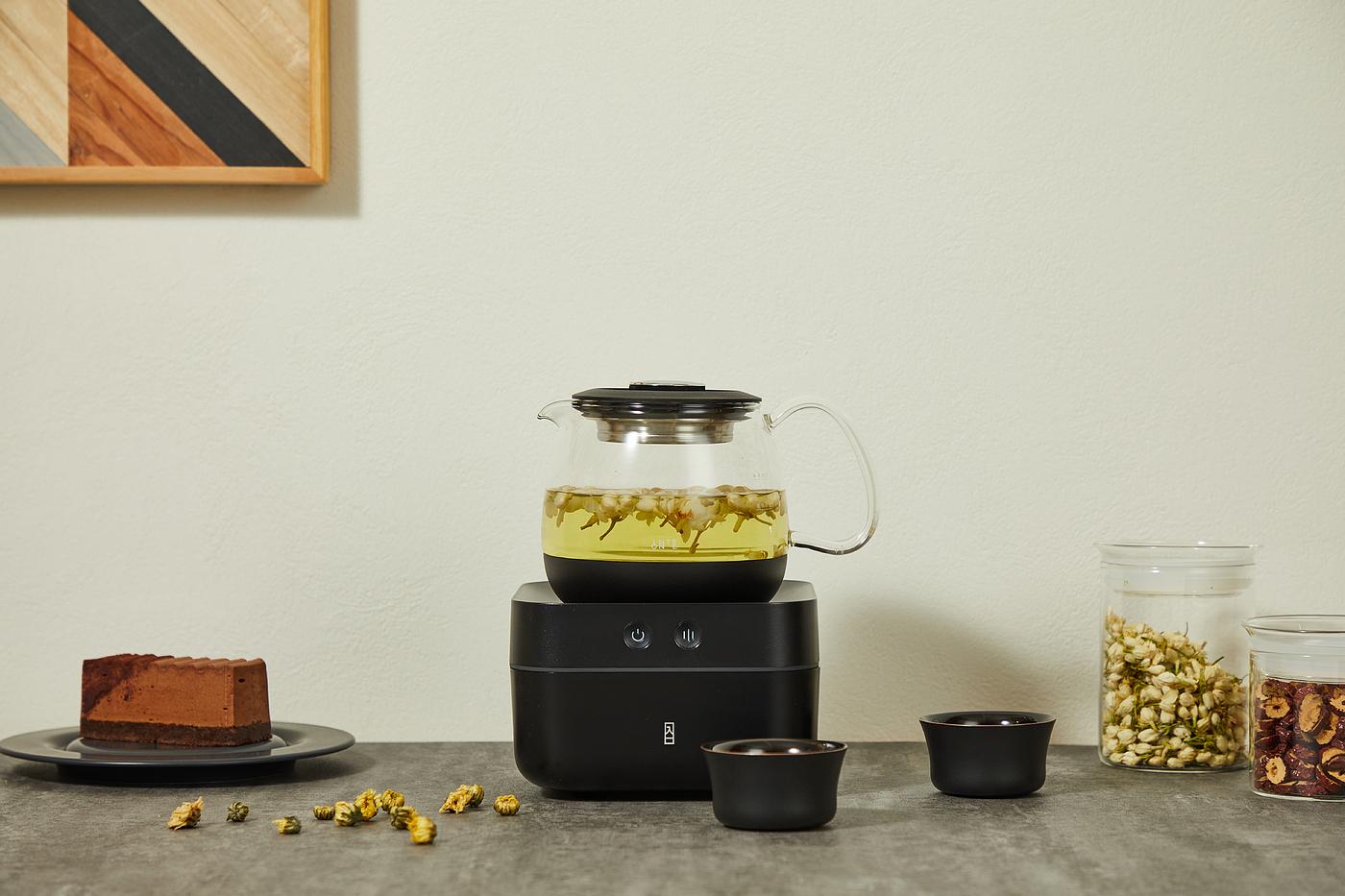 入一茶电器,入一茶生活,煮茶器,小家电,茶电器,泡茶盒子,