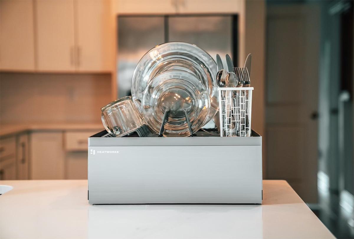 Heatworks Tetra,台面洗碗机,家电产品,